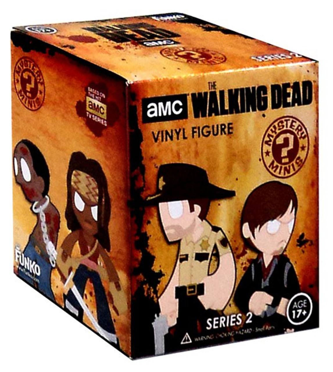 Funko Mystery Minis Walking Dead Series 2 Mystery Pack