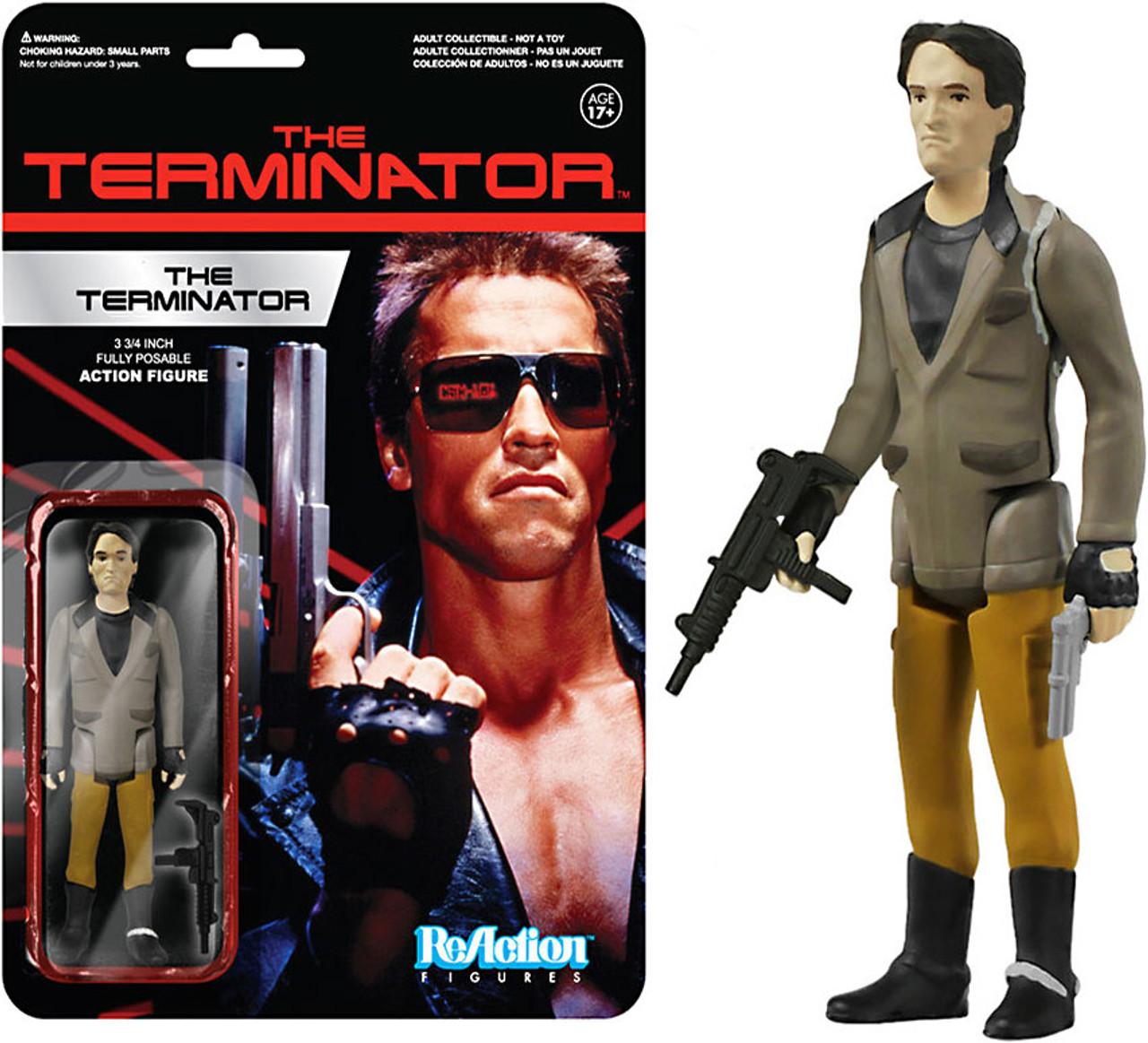Funko ReAction The Terminator Action Figure