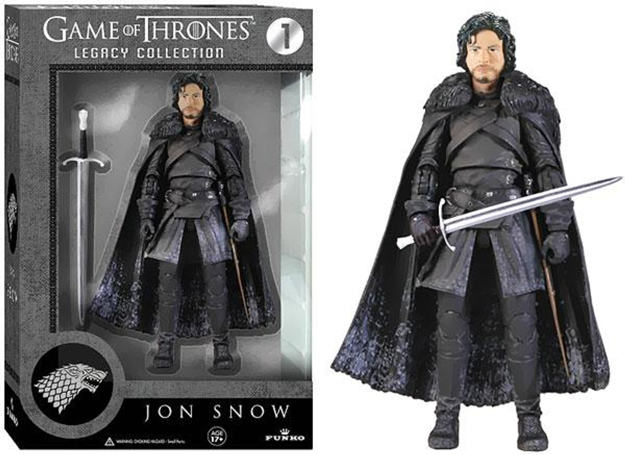 Funko Game of Thrones Legacy Collection Series 1 Jon Snow Action Figure