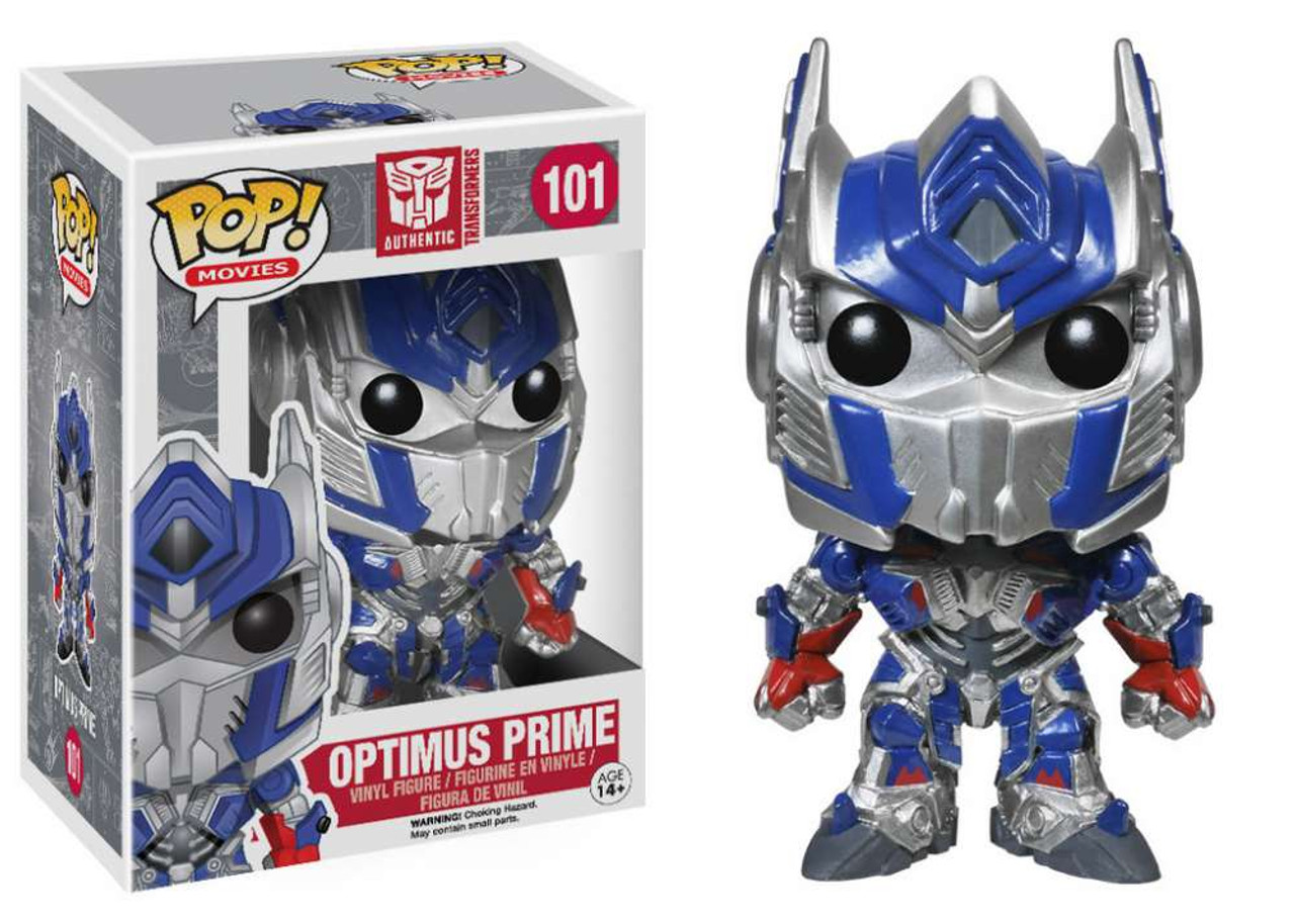 Transformers Age of Extinction Funko POP! Movies Optimus Prime Vinyl Figure #101 [Movie Version]