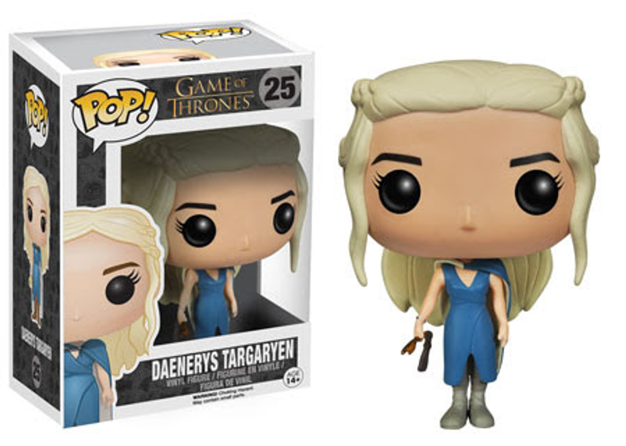 Funko POP! Game of Thrones Daenerys Targaryen Vinyl Figure #25