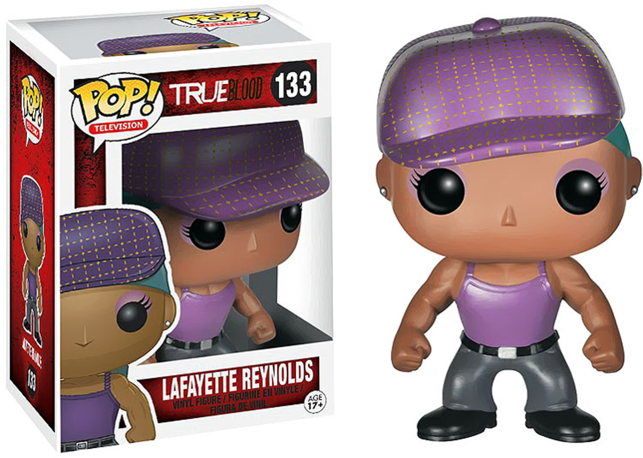 True Blood Funko POP! TV Lafayette Reynolds Vinyl Figure #133