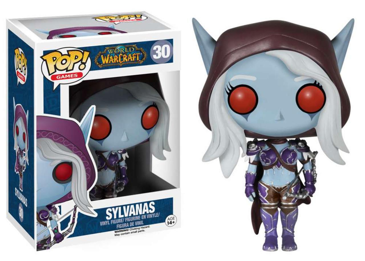 World of Warcraft Funko POP! Games Lady Sylvanas Vinyl Figure #30