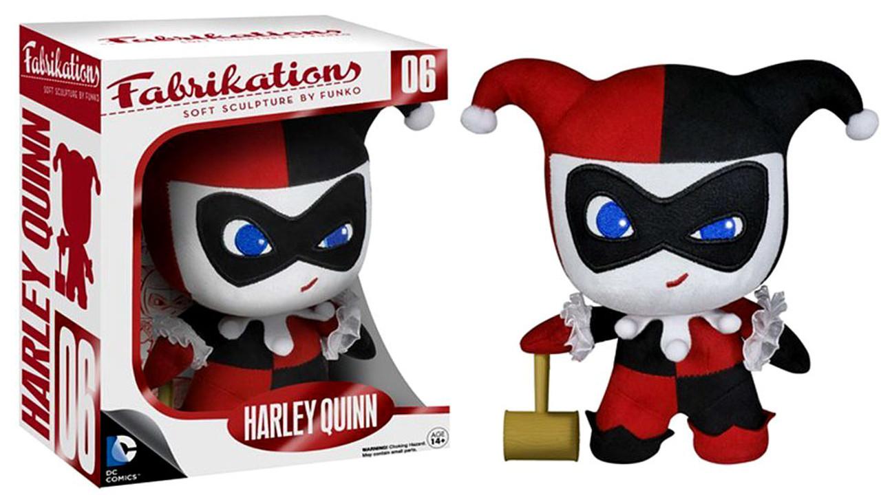 Batman Funko Fabrikations Harley Quinn Plush #06