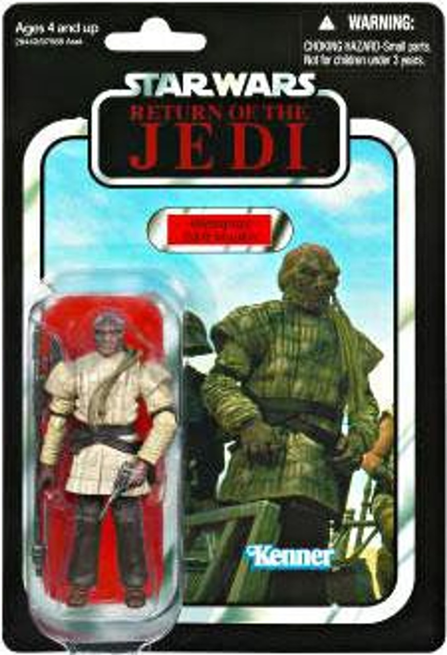 Star Wars Return of the Jedi Vintage Collection 2011 Weequay Action Figure #48 [Skiff Master]