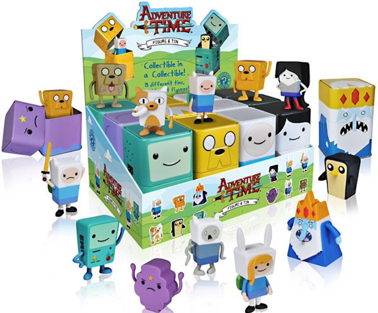 Funko Mystery Minis Adventure Time Mystery Box [12 Packs]