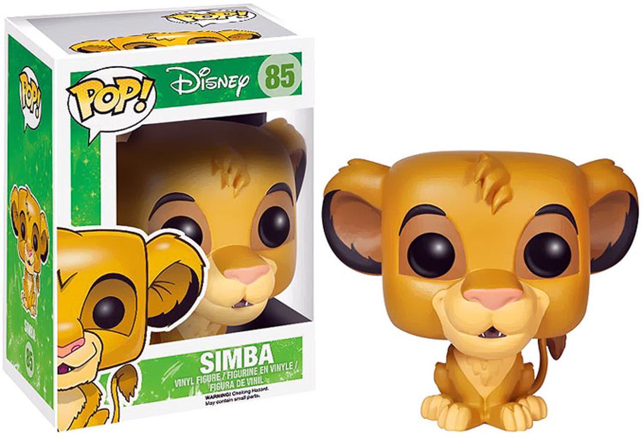 The Lion King Funko POP! Disney Simba Vinyl Figure #85