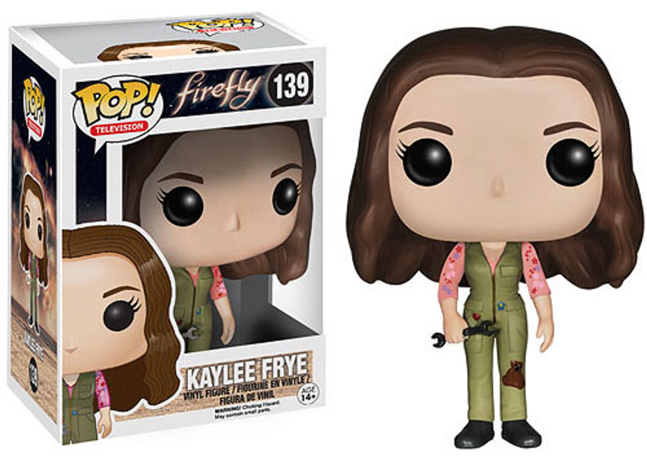 Firefly Funko POP! TV Kaylee Frye Vinyl Figure #139