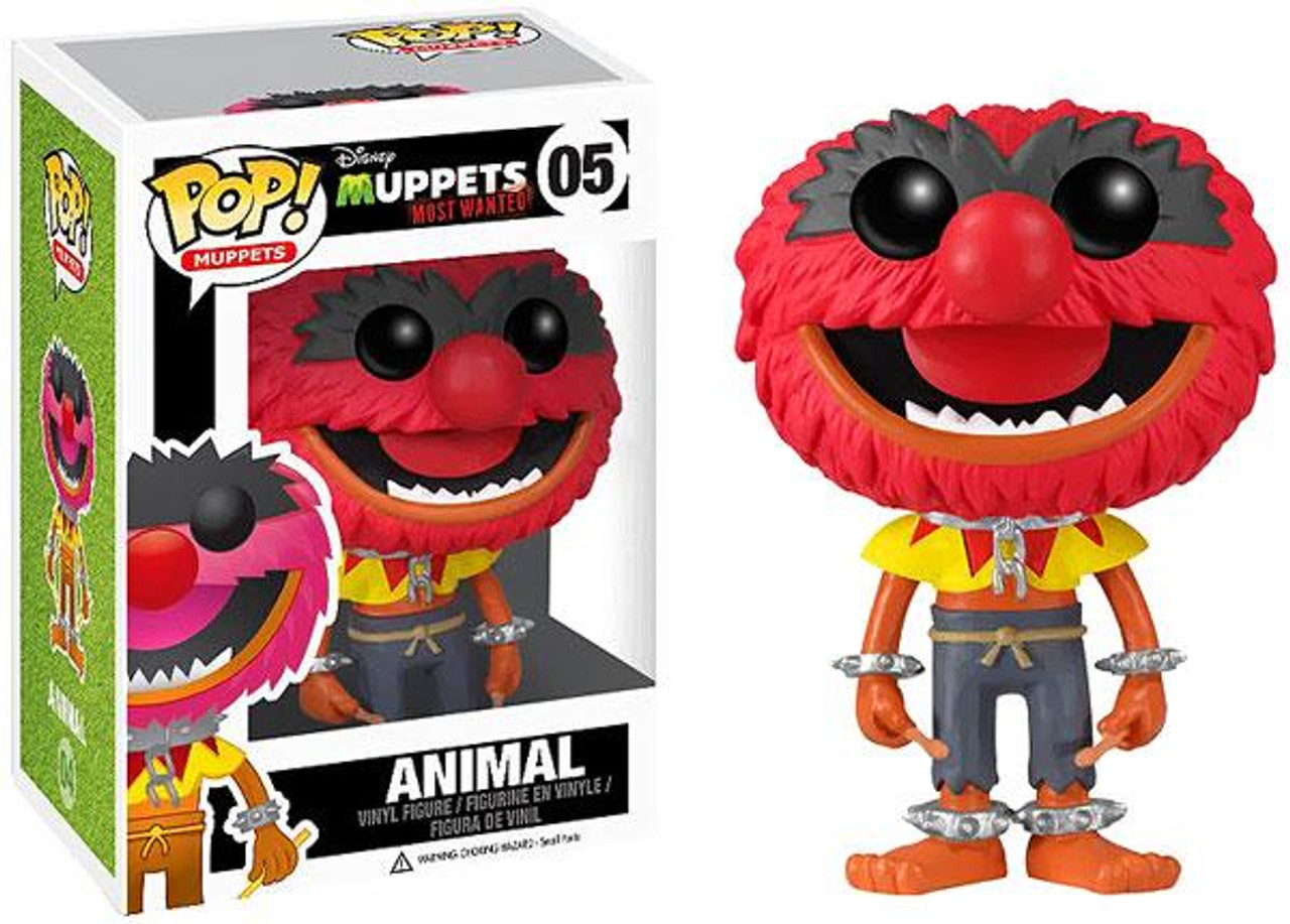The Muppets Muppets Most Wanted Funko POP! TV Animal Vinyl Figure #05 [Muppets Most Wanted]