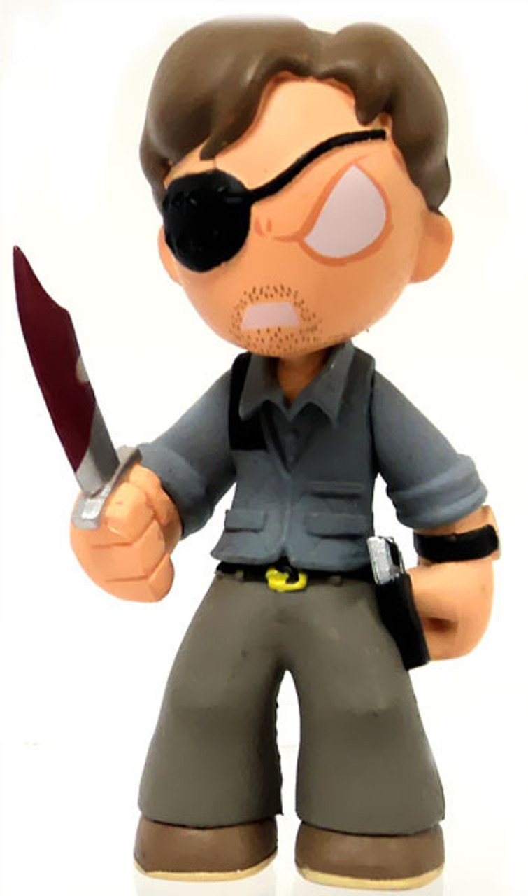 Funko Walking Dead Mystery Minis Series 2 The Governor Mystery Minifigure [Bloody Knife Loose]