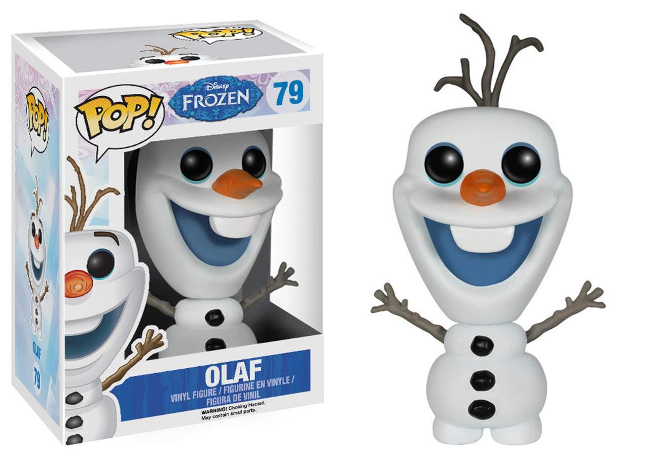 Disney Frozen Funko POP! Movies Olaf Vinyl Figure #79