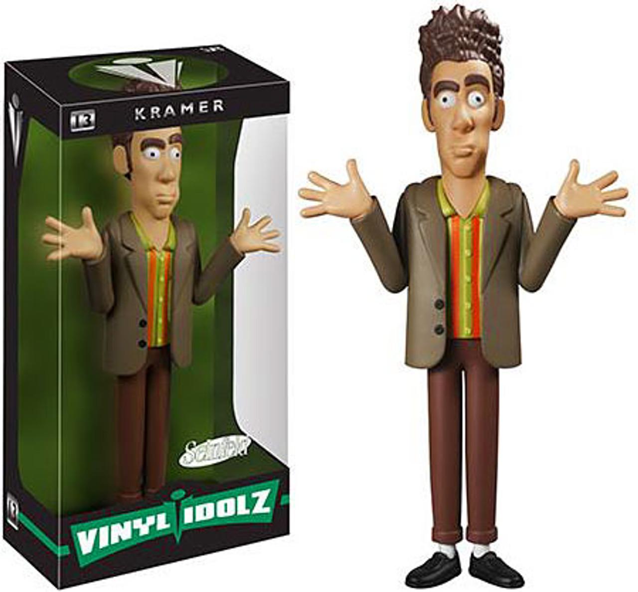 Funko Seinfeld Vinyl Idolz Kramer 8 Vinyl Figure 13 Toywiz