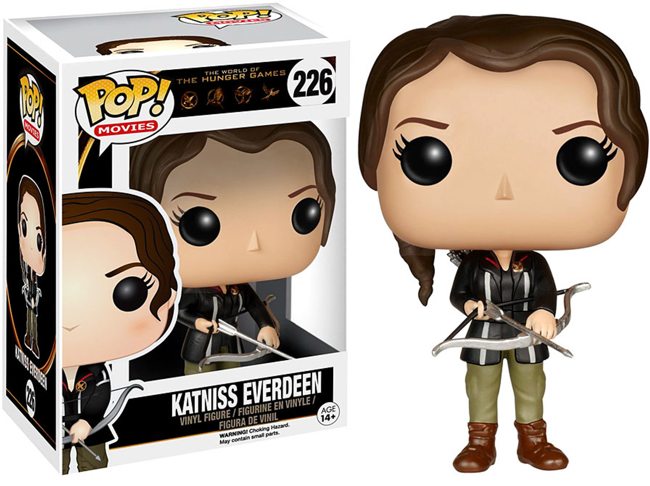 Funko The Hunger Games Funko POP Movies Katniss Everdeen ...