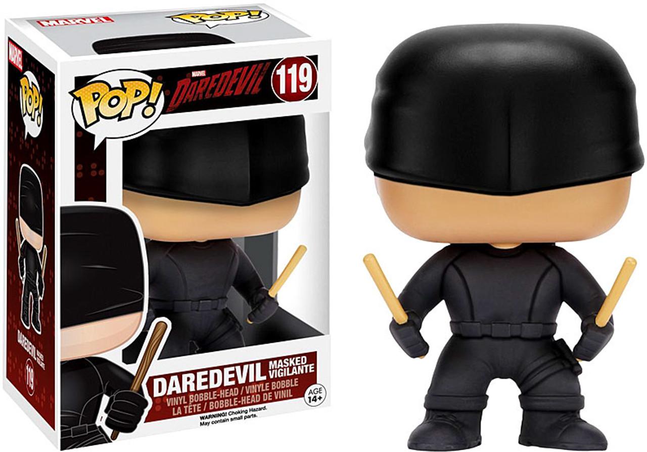 Funko Marvel Daredevil Funko Pop Marvel Daredevil Masked