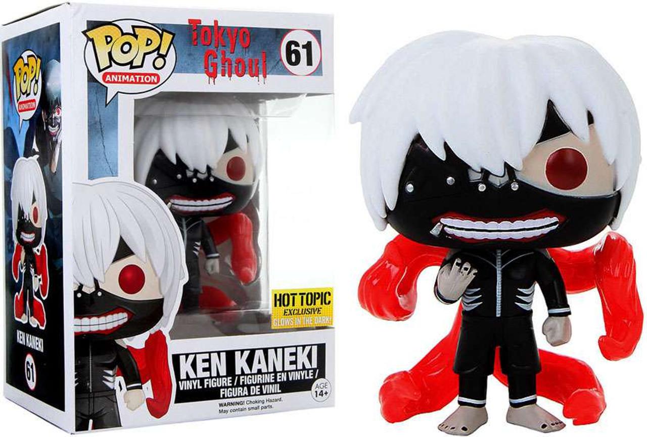 Funko Tokyo Ghoul Funko Pop Anime Ken Kaneki Exclusive