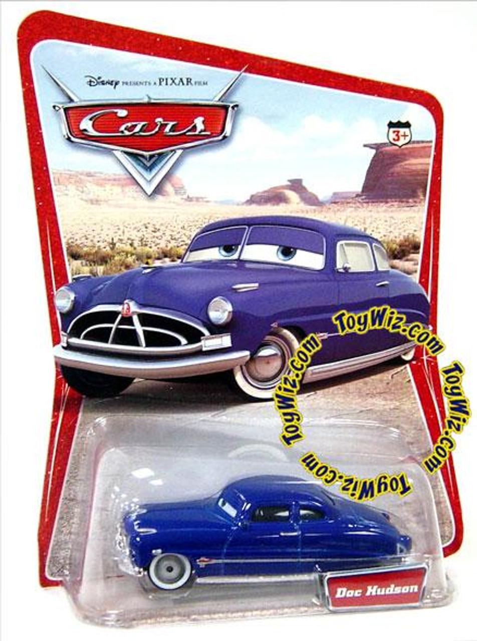 Disney Cars Doc Hudson Diecast Car