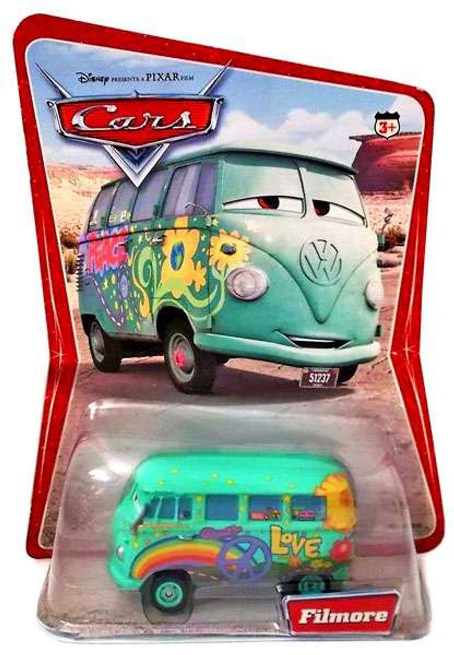 Disney Cars Fillmore Diecast Car