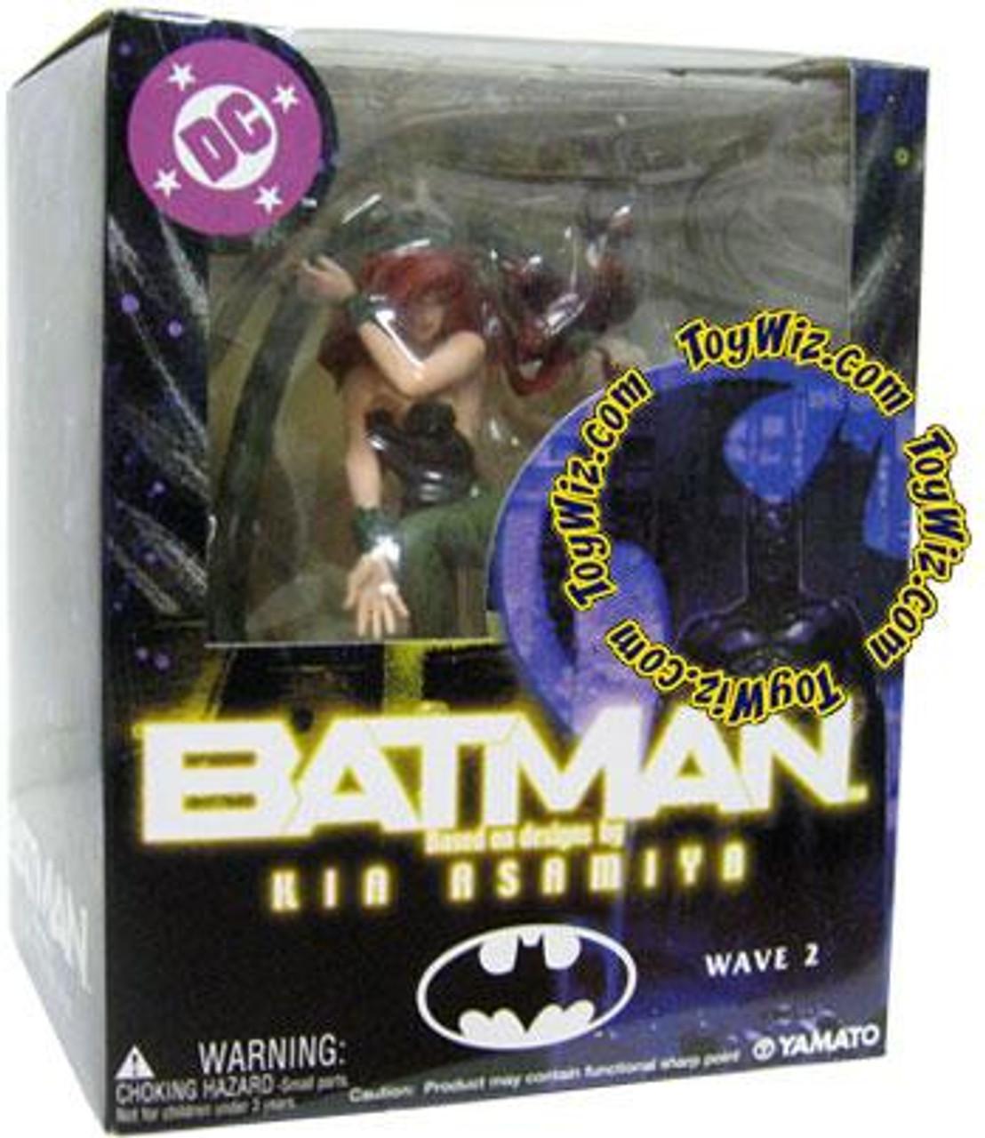Batman Kia Asylum Series 2 Poison Ivy Action Figure