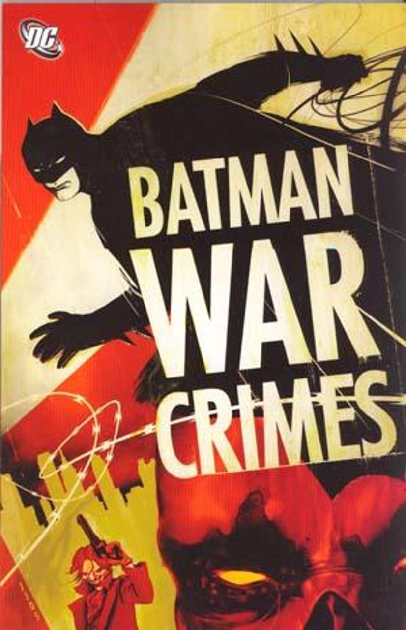 Batman War Crimes Trade Paperback