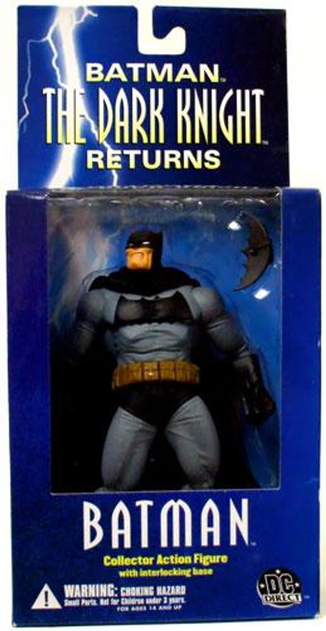 The Dark Knight Returns Batman Action Figure