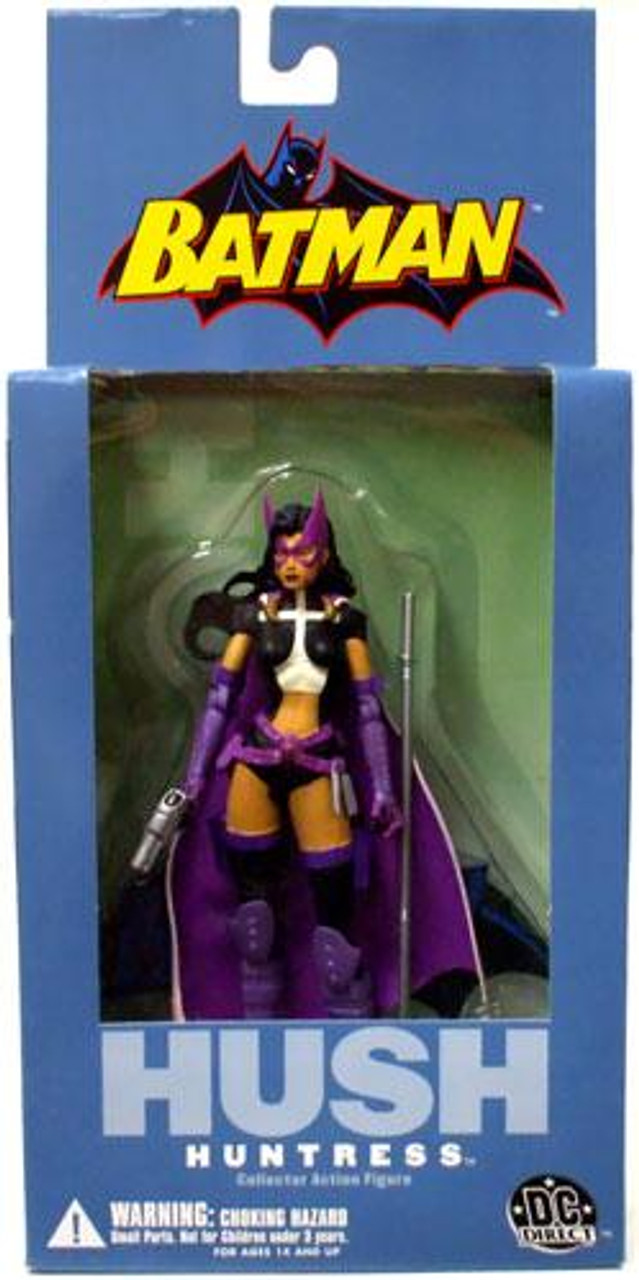 Batman Hush Series 1 Huntress Action Figure