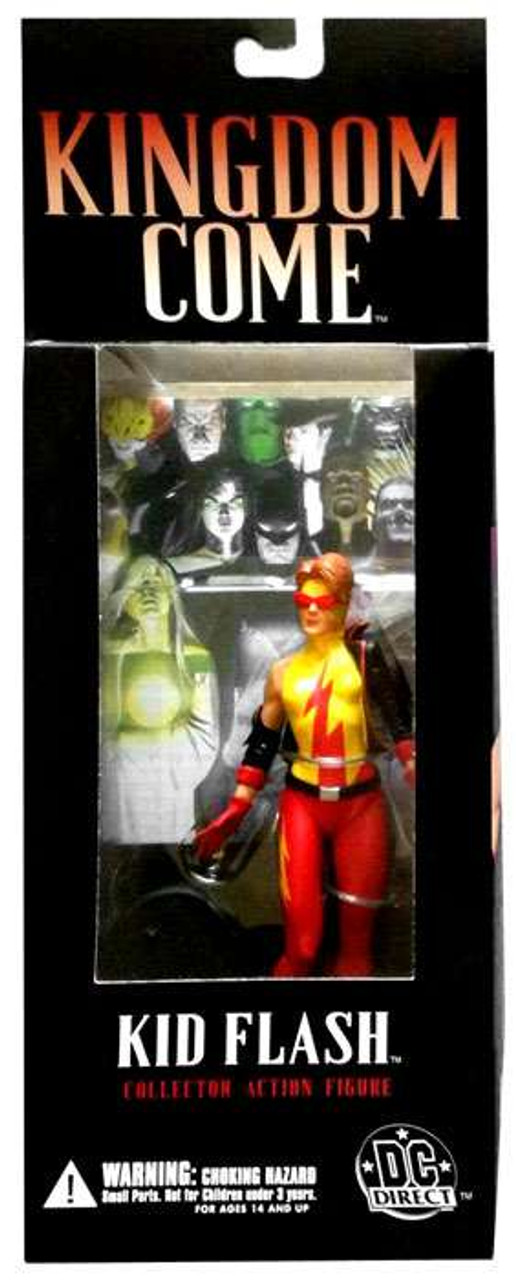 DC The Flash Kingdom Come Series 2 Kid Flash Action Figure