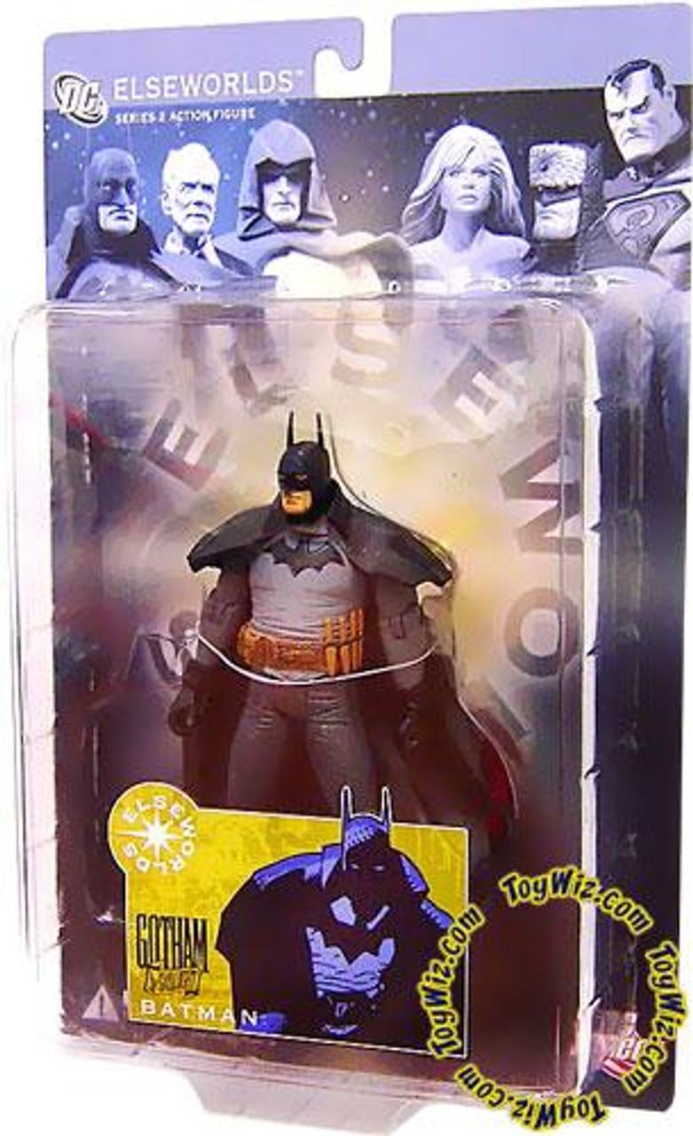 Elseworlds Series 2 Gotham by Gaslight Batman Action Figure