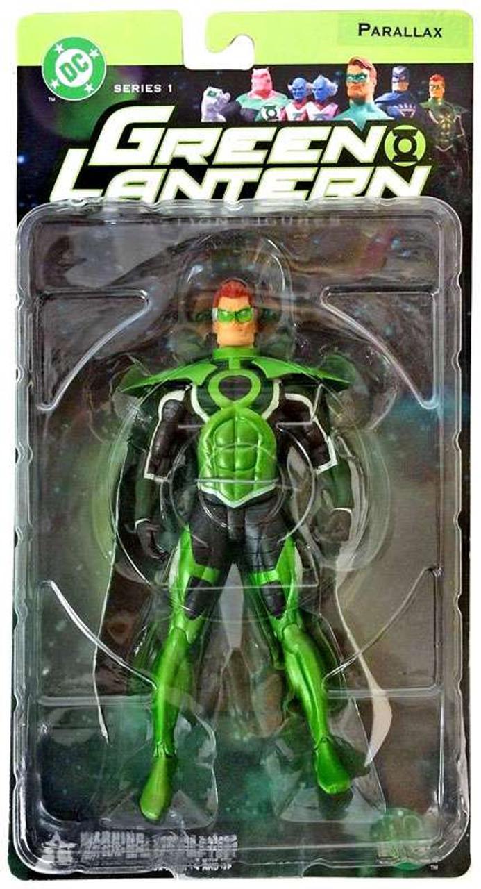 DC Green Lantern Series 1 Parallax Action Figure