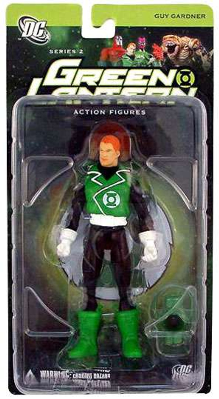 DC Green Lantern Series 2 Guy Gardner Action Figure
