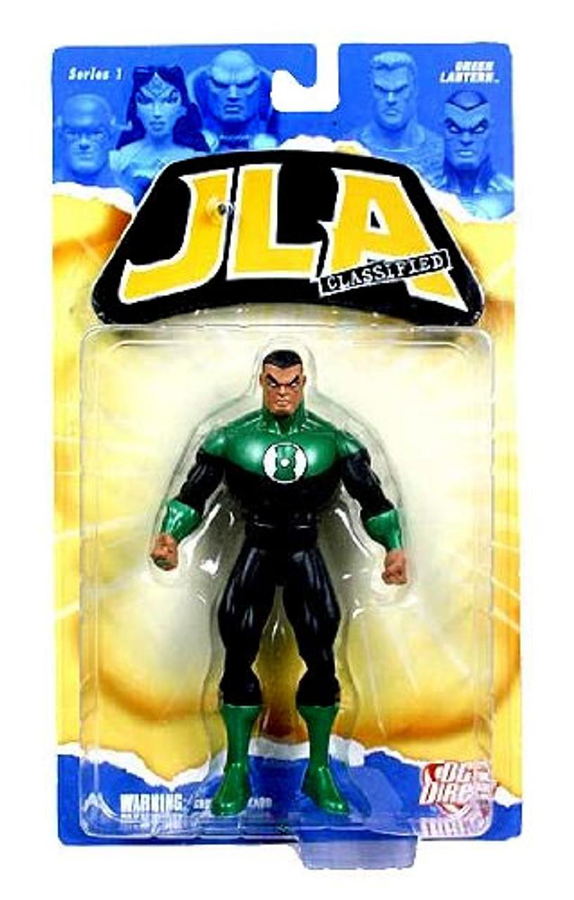 DC JLA Classified Series 1 Green Lantern Action Figure