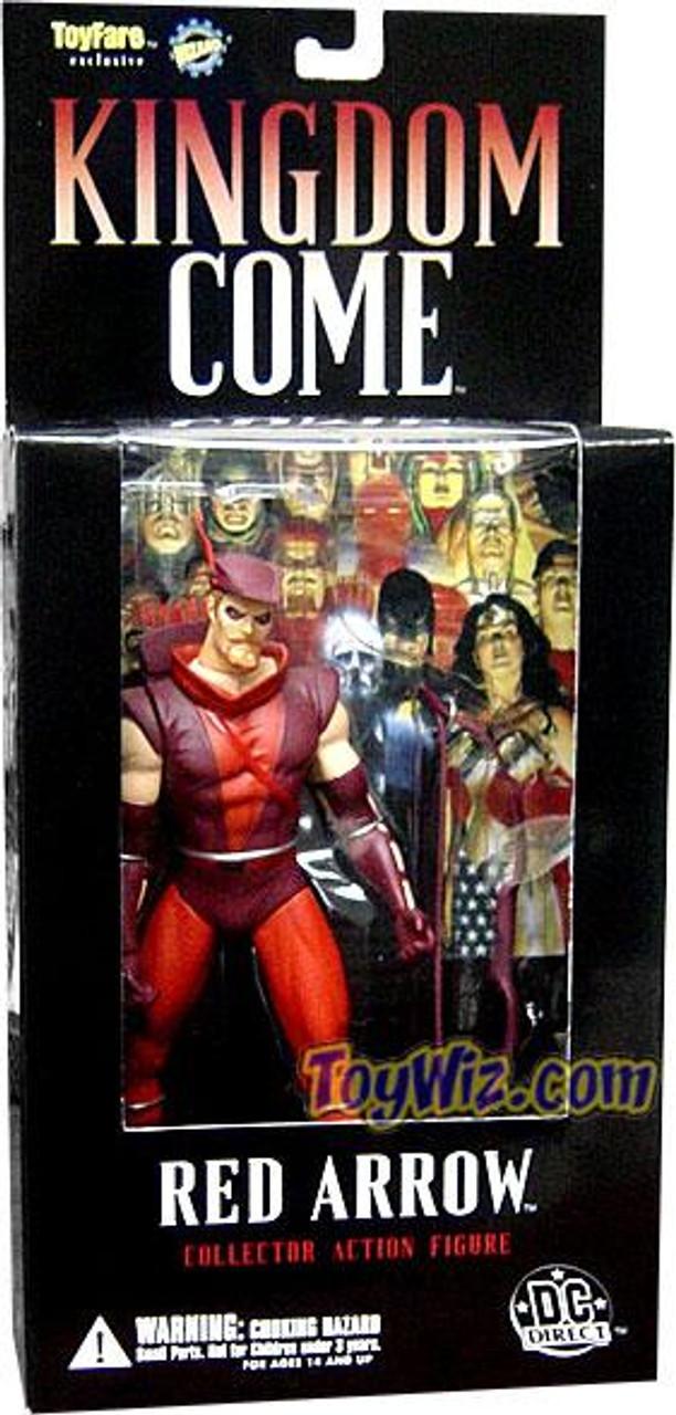 DC Kingdom Come Red Arrow Exclusive Action Figure