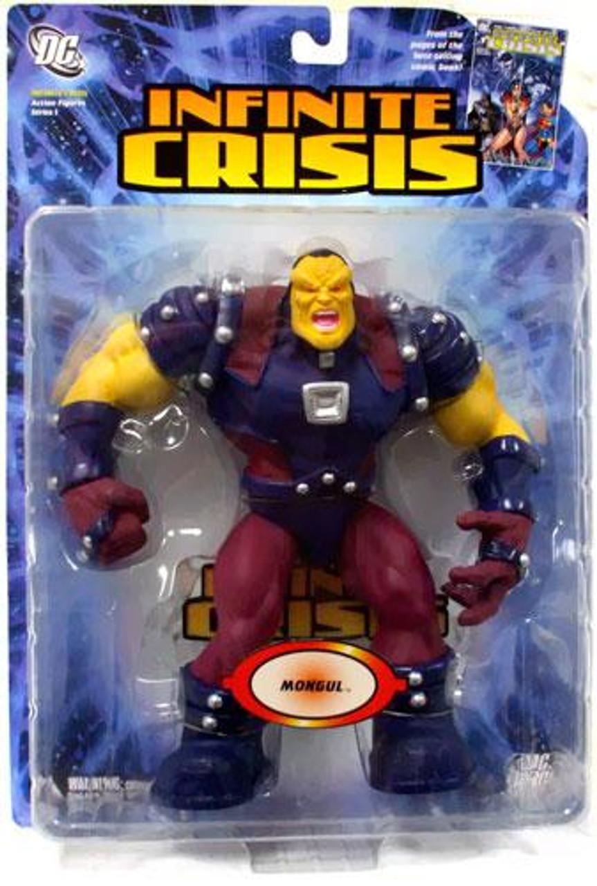 DC Infinite Crisis Series 1 Mongul Action Figure