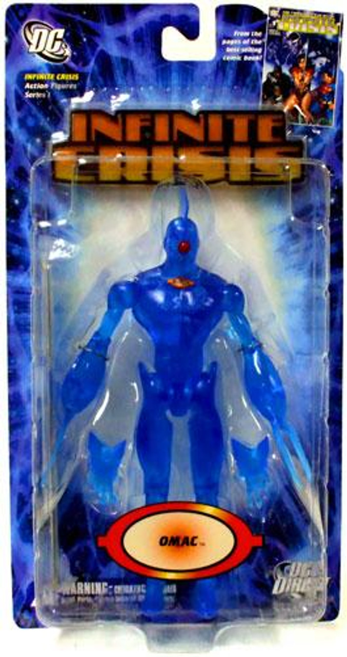 DC Infinite Crisis Series 1 OMAC Action Figure
