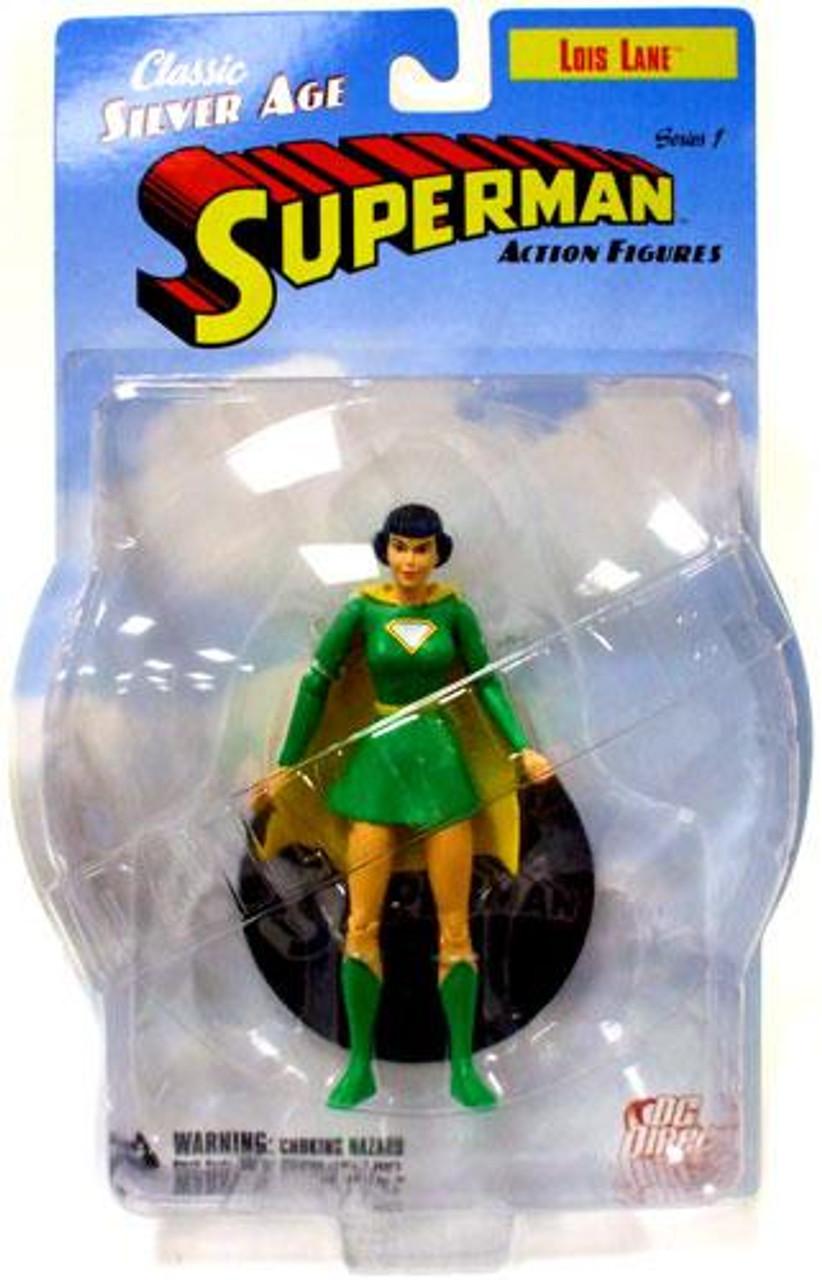 Superman Classic Silver Age Lois Lane Action Figure