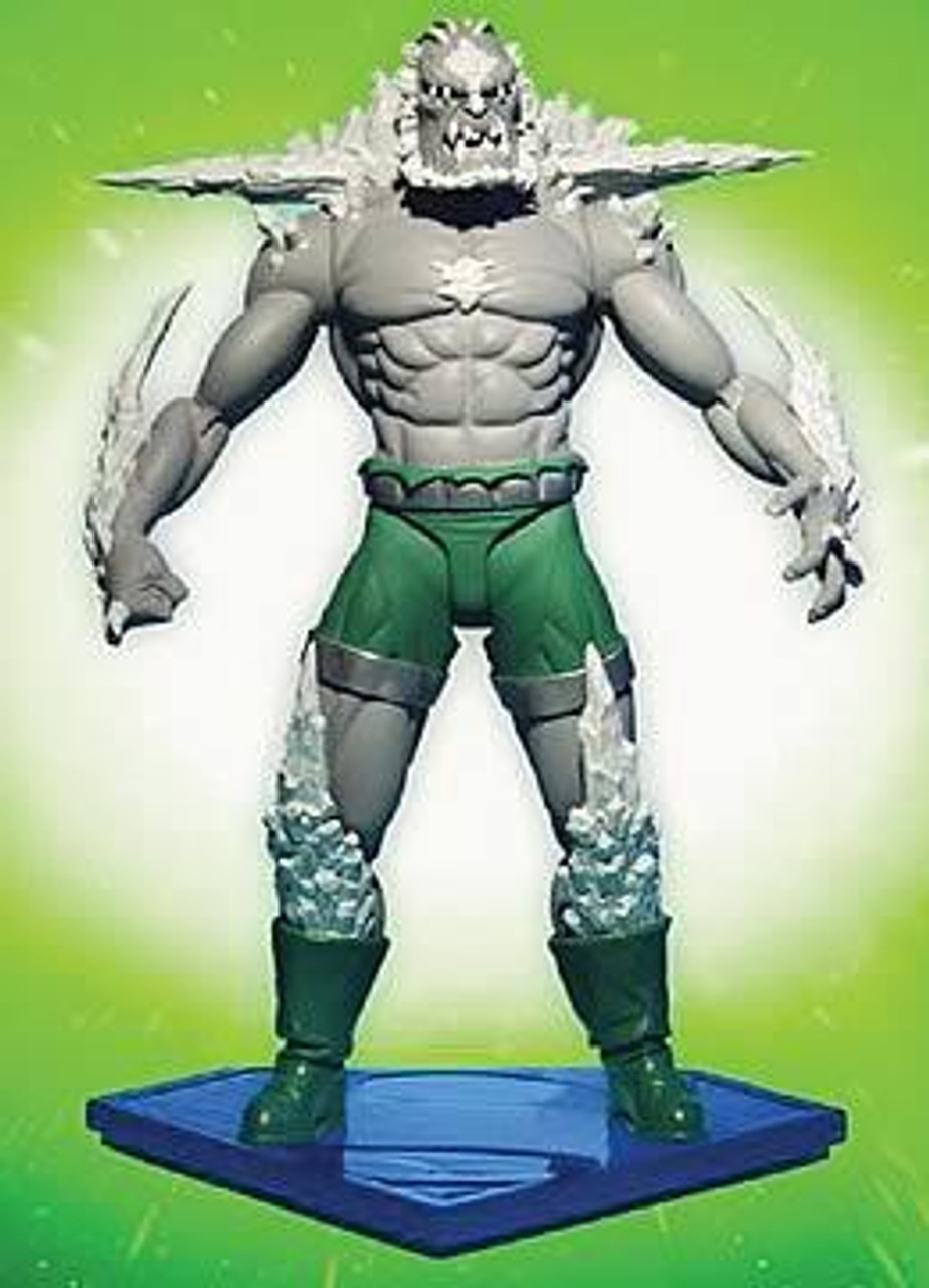 DC Superman Series 1 Doomsday Action Figure