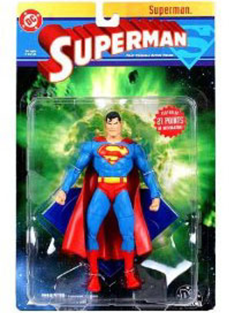 DC Superman Series 1 Superman Action Figure
