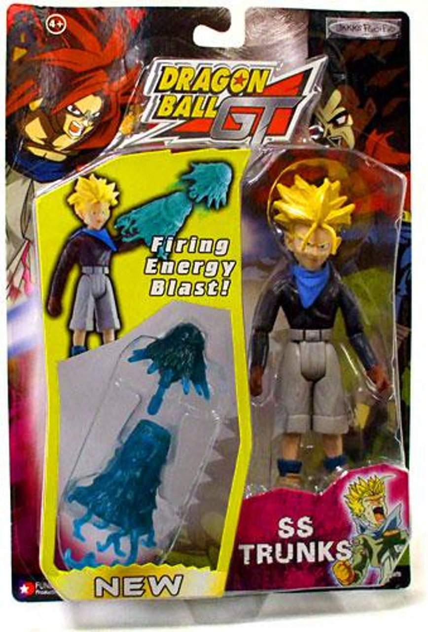 Dragon Ball GT Series 3 SS Trunks Action Figure