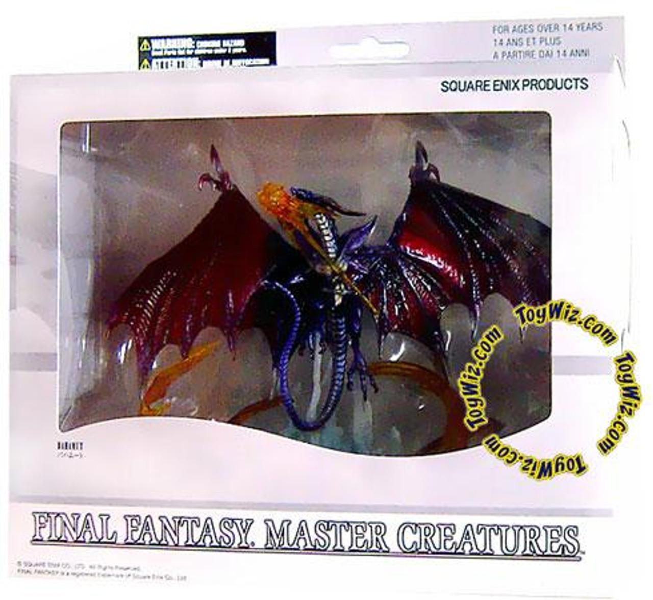 Final Fantasy Master Creatures Series 1 Bahamut PVC Figure