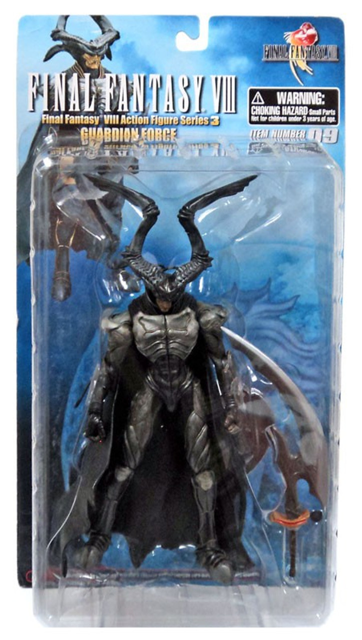 FInal Fantasy VIII Monster Collection Odin on Foot Action Figure #09