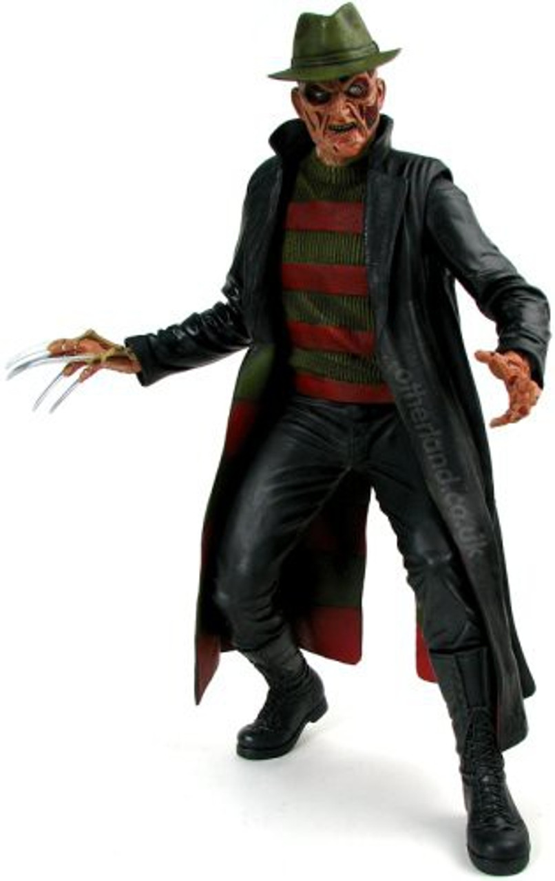 NECA Wes Craven's New Nightmare Freddy Krueger Action Figure [With Sound]