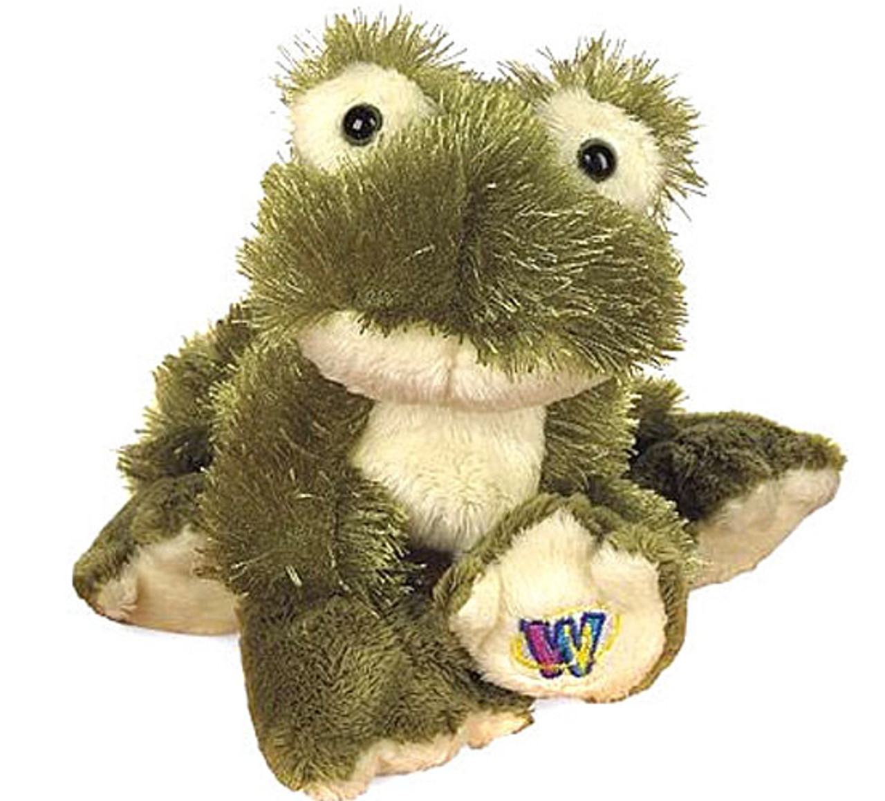 Webkinz Lil' Kinz Frog Plush