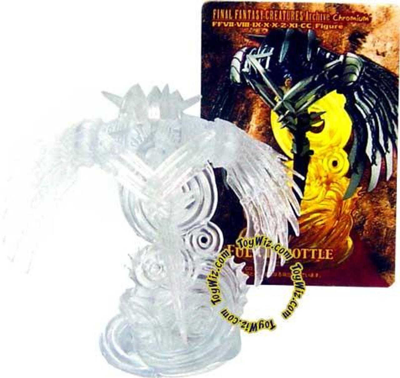 Final Fantasy Creatures Archive Chromium Full Throttle PVC Figure #45 [Crystal]