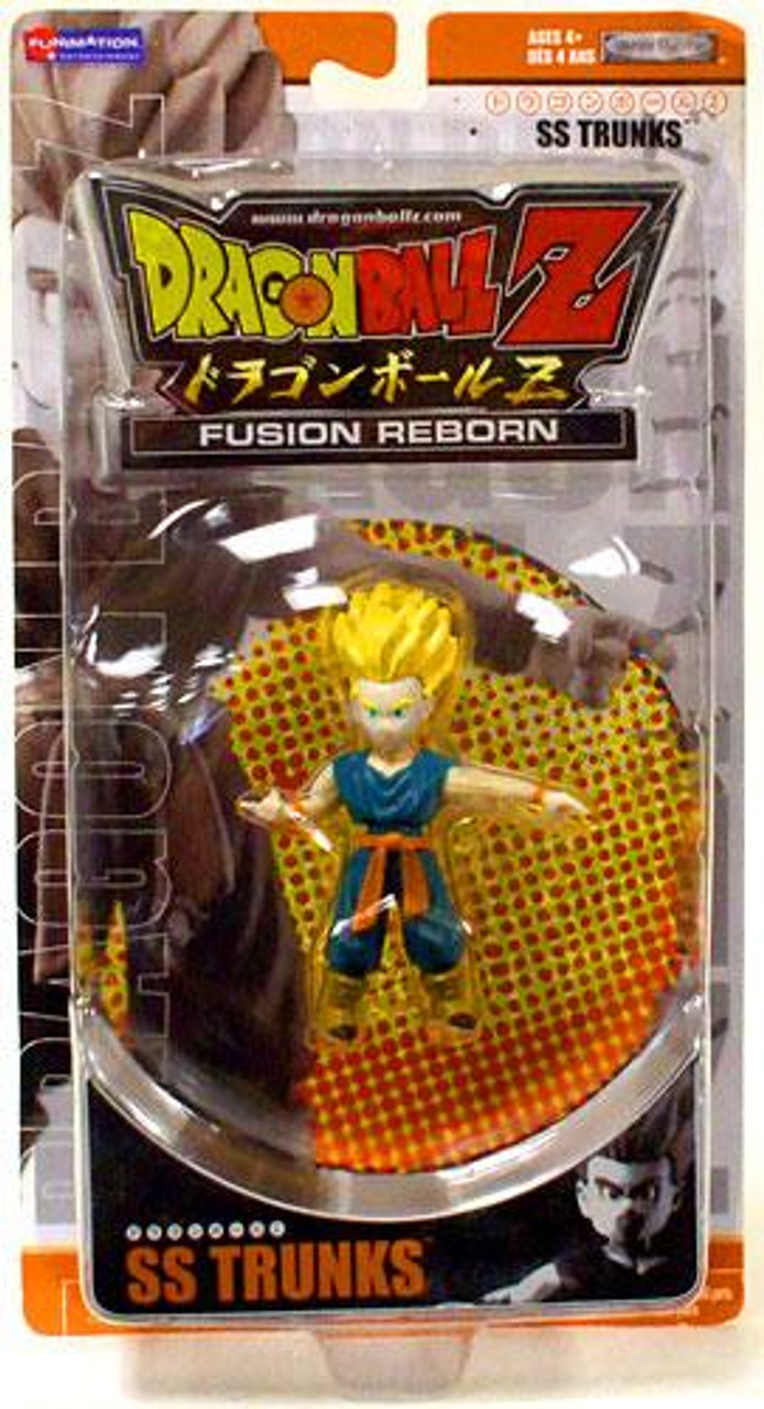 Dragon Ball Z Fusion Reborn SS Trunks Action Figure [Random Packaging]