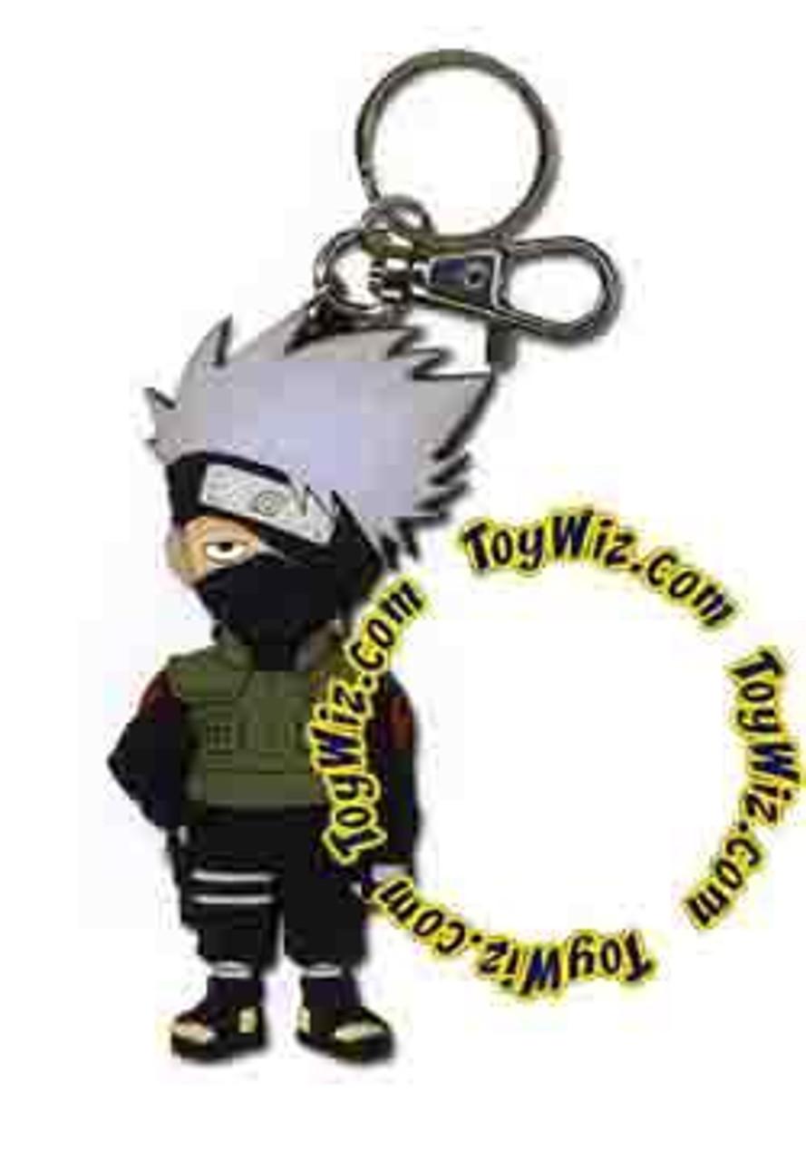 Naruto Kakashi Hatake Keychain [Chibi]