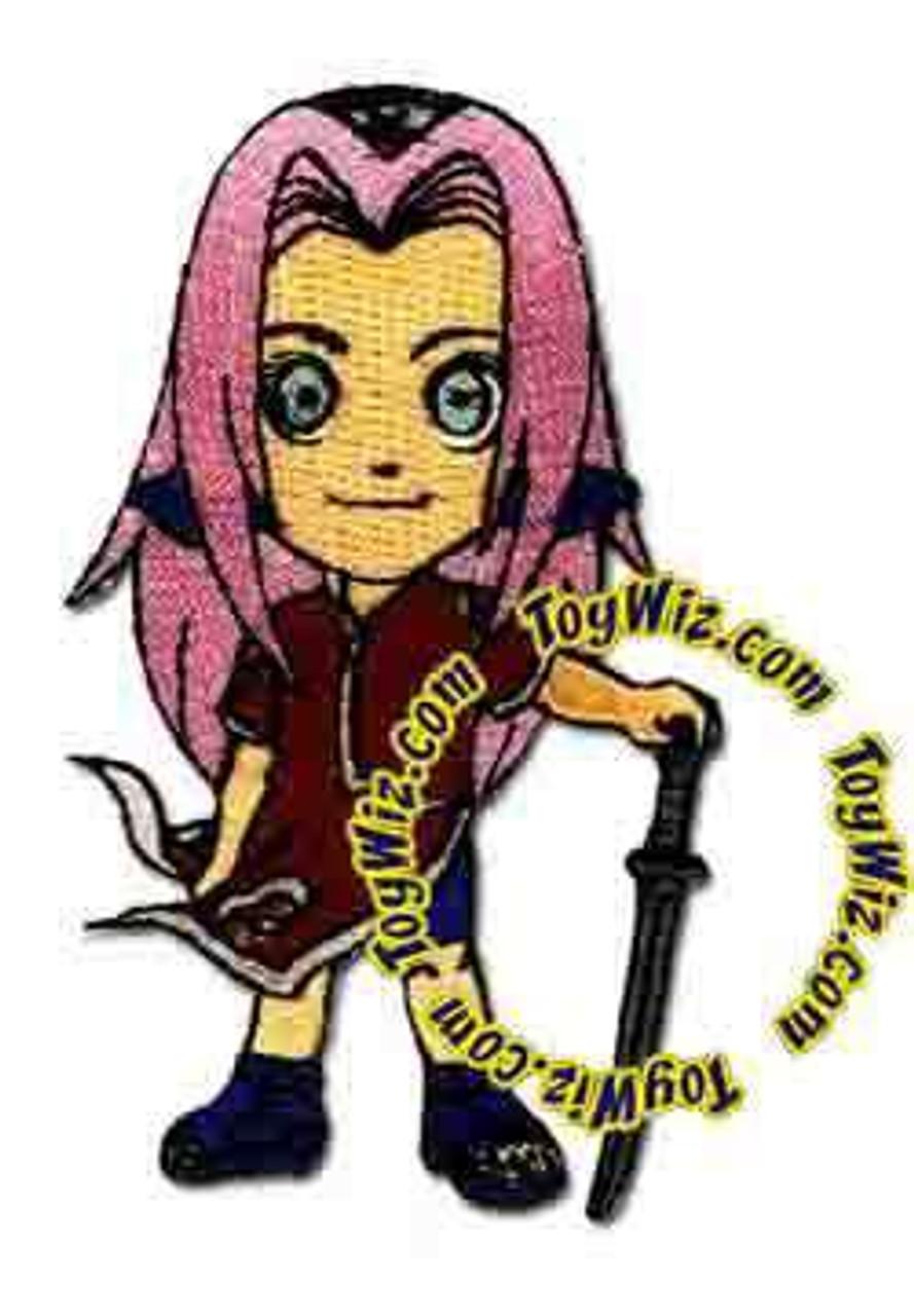 Naruto Sakura Haruno Patch #1 [Chibi #1]