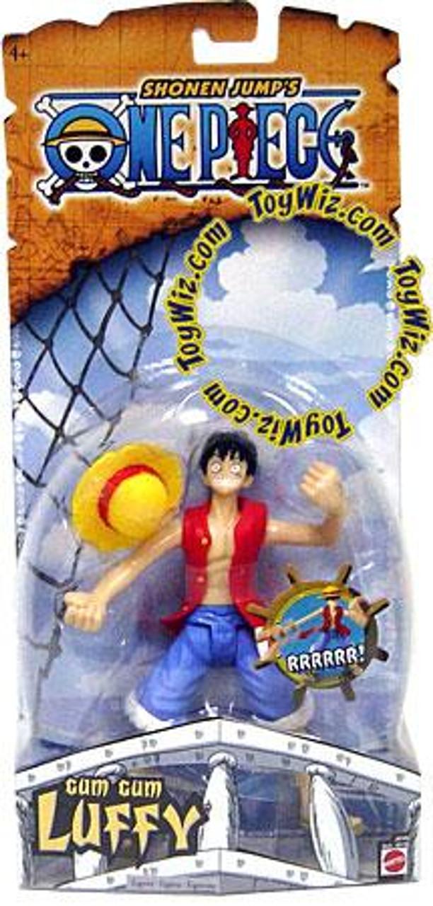 One Piece Luffy Action Figure [Gum Gum]