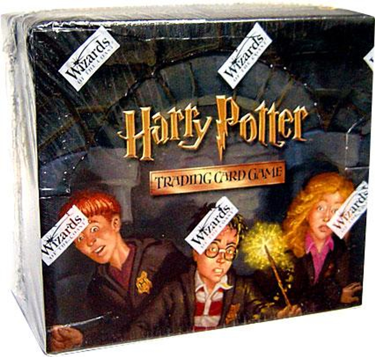 Harry Potter Trading Card Game Adventure at Hogwarts Booster Box [36 Packs]