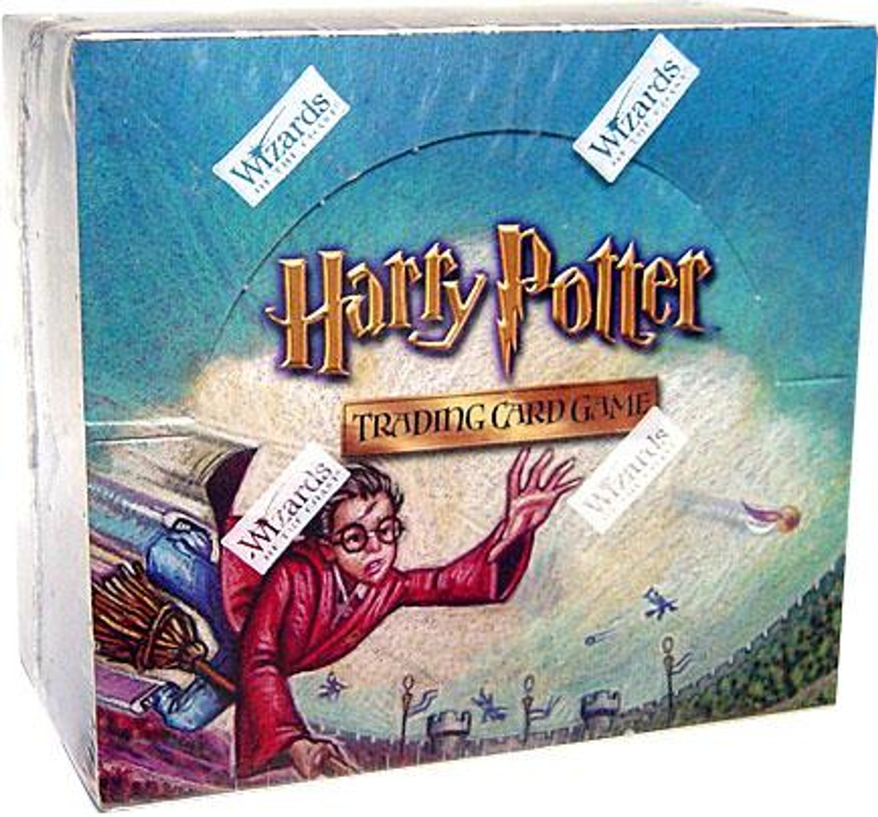 Harry Potter Trading Card Game Quidditch Cup Booster Box [36 Packs]