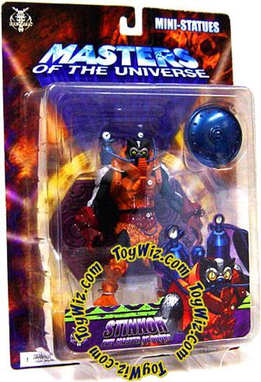 NECA Masters of the Universe Stinkor Mini Statue