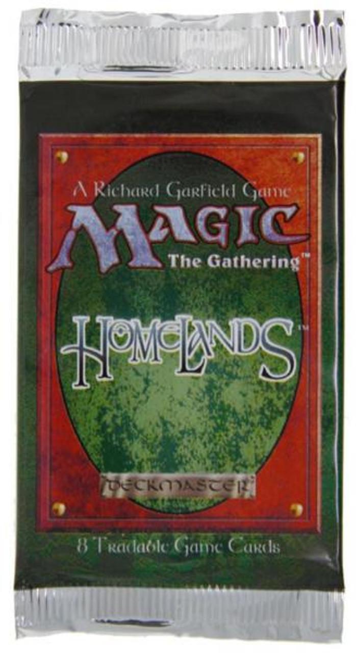 MtG Homelands Booster Pack
